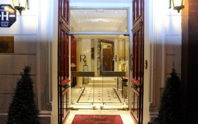 Hotel Regence, Paris