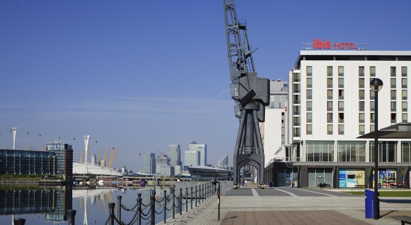 Ibis Excel Hotel, London